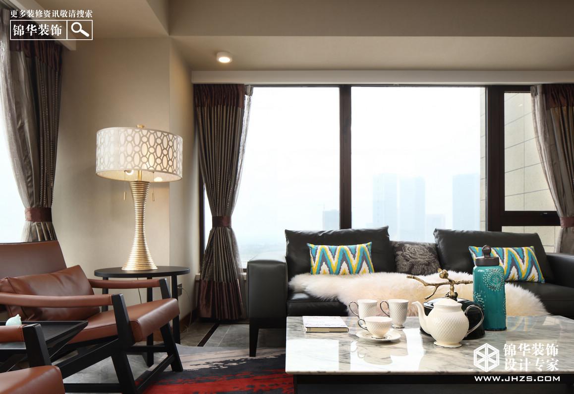 青桐园装修-三室两厅-现代简约