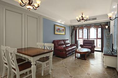 欧式古典-中铁青秀城-四室两厅-140平米