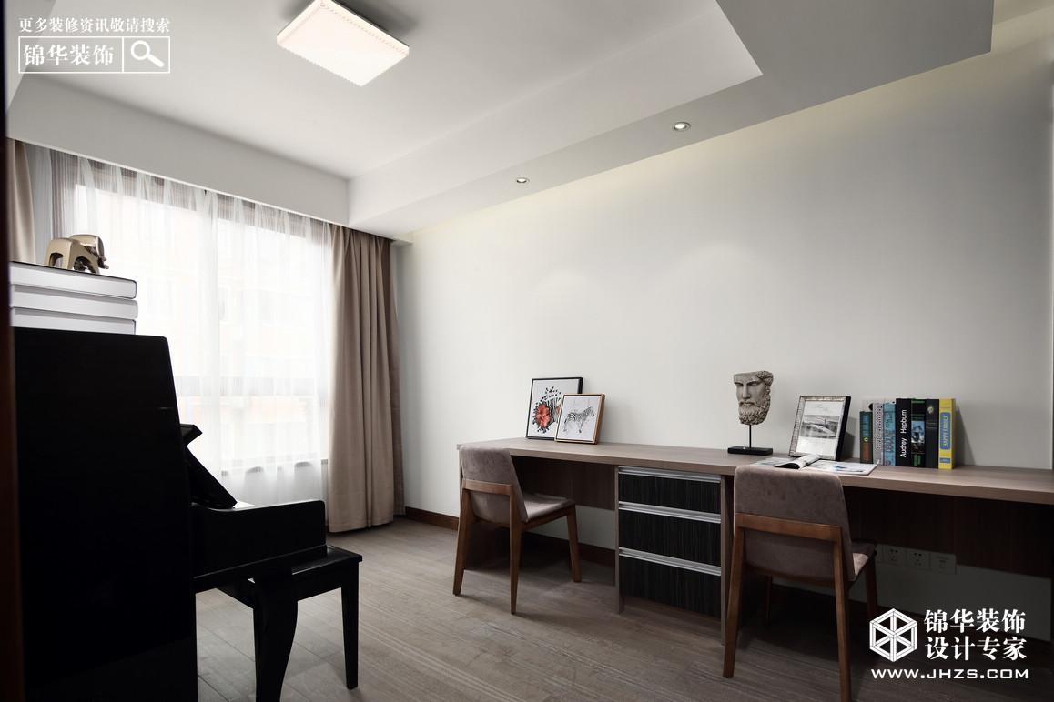 虎啸花园装修-四室两厅-现代简约