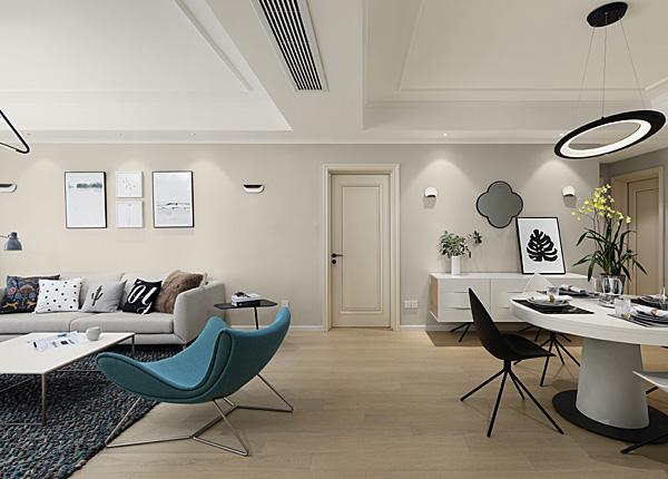 現代簡約-景楓法蘭谷-四室兩廳-180平米