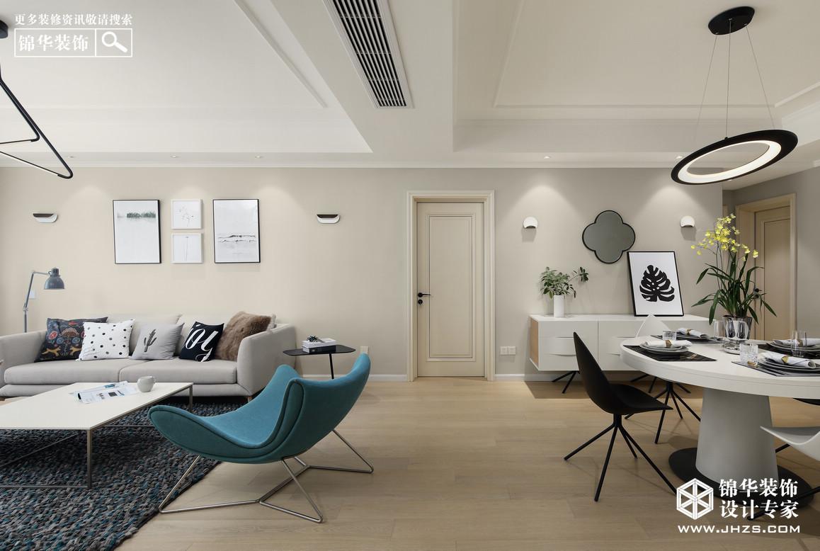 景枫法兰谷澳门银河手机版-四室两厅-现代简约