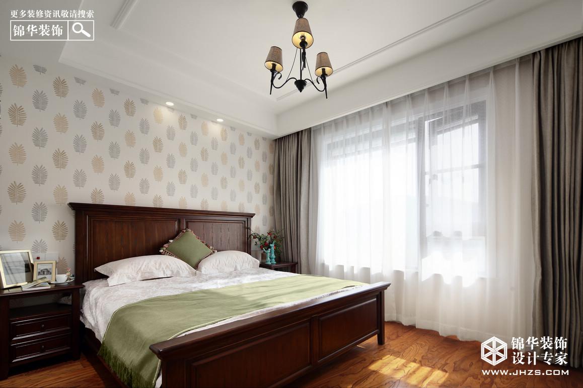 斑斓之晨-高科荣境装修-三室两厅-简美