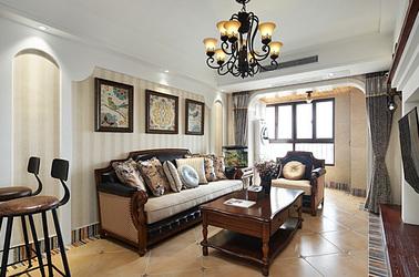 简美-大华香鸢美颂-两室两厅-79平米