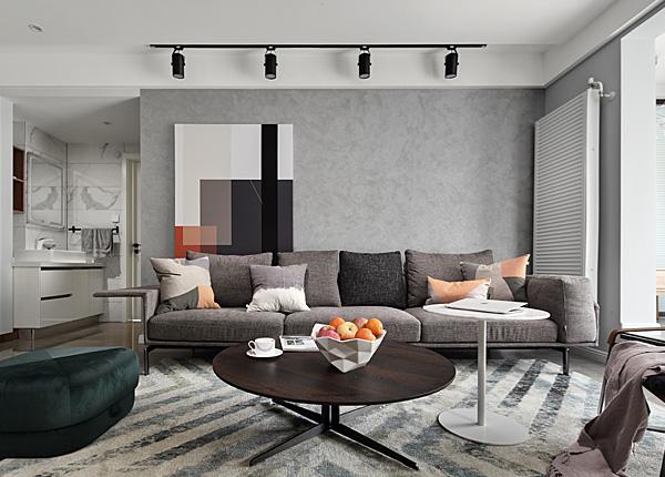 現代簡約-融僑觀邸-四室兩廳-143平米