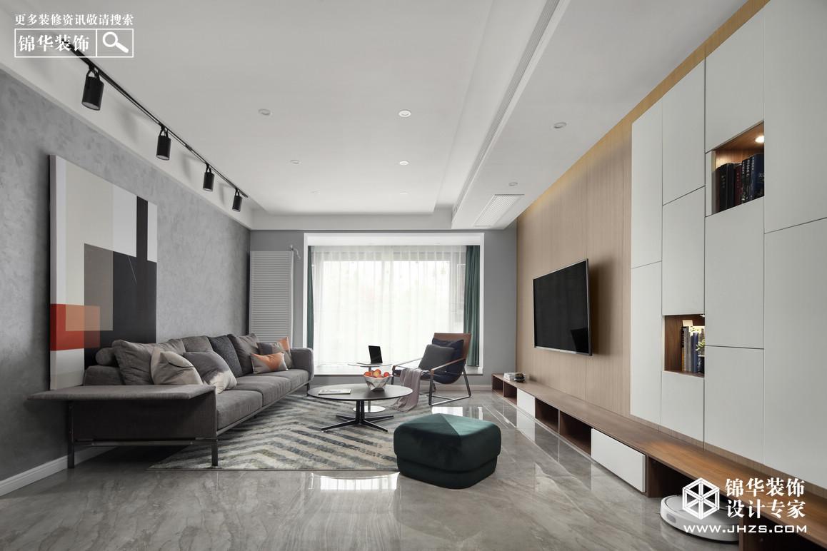 融侨观邸装修-四室两厅-现代简约