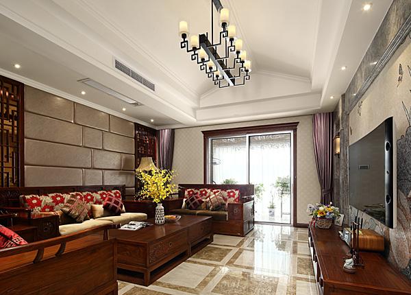 紫金東郡-190平米四室兩廳-新中式