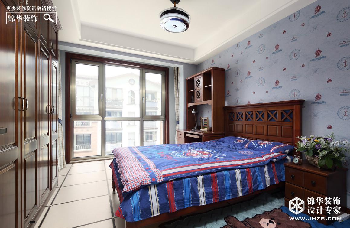 新中式-紫金东郡-四室两厅-190平米装修-四室两厅-新中式