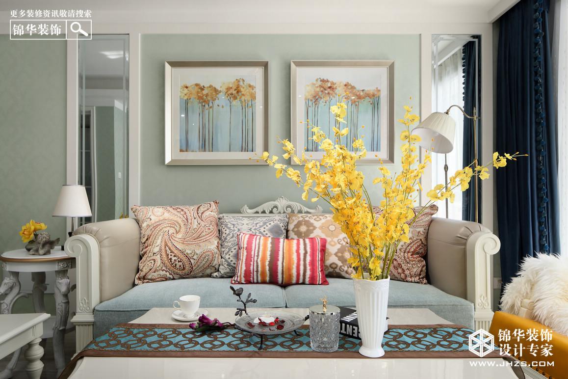 簡美-中海國際社區-兩室兩廳-88平米裝修-兩室兩廳-簡美