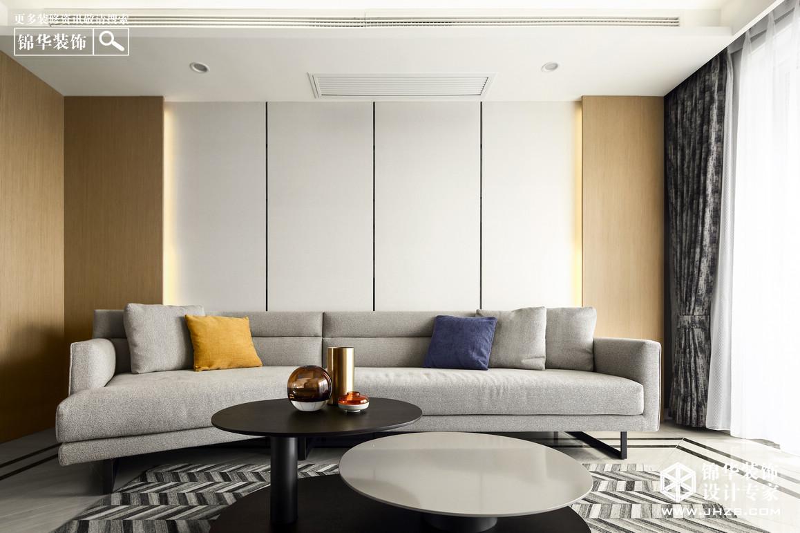 现代简约-八一公寓-三室两厅-130平米装修-三室两厅-现代简约