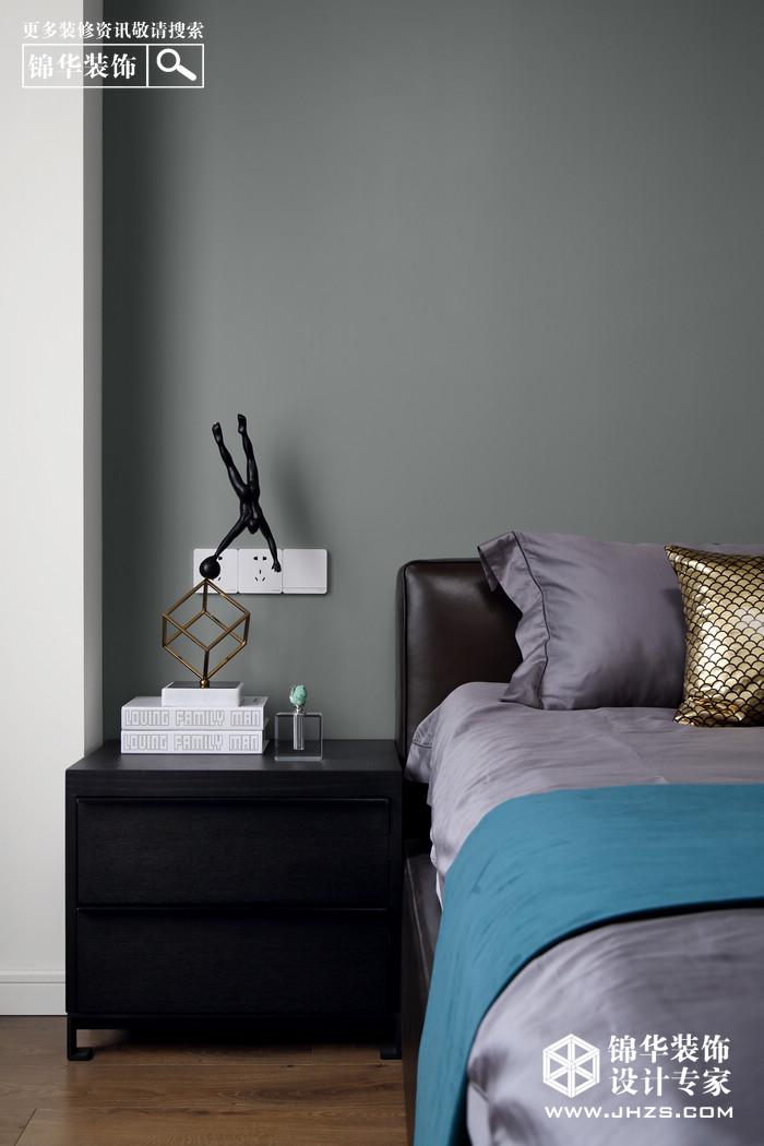 从此做你的超人-紫金华府装修-三室两厅-现代简约