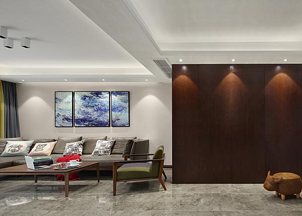 現代簡約-酈城御園-三室兩廳-160平米