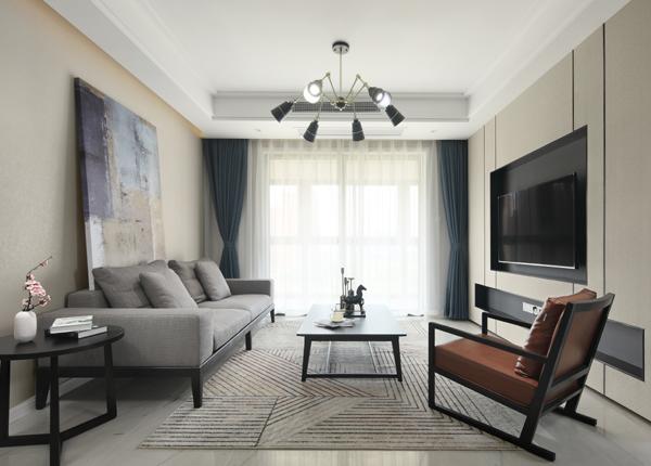 現代簡約-正榮潤錦城-三室一廳-105平米