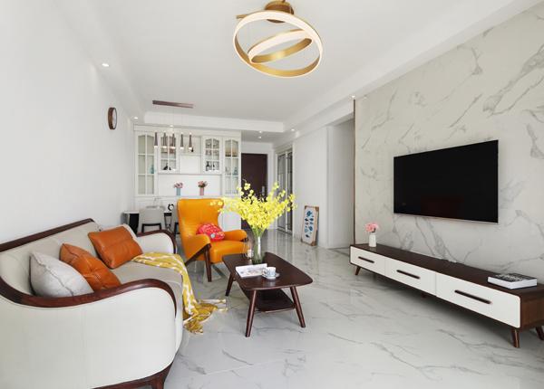 現代簡約-正榮潤錦城-三室兩廳-90平米