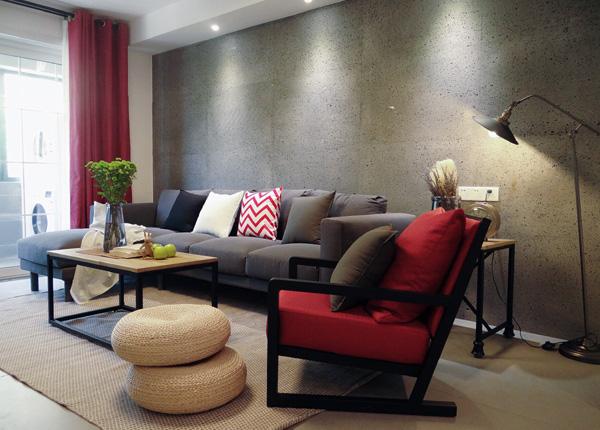 幕府佳園-96平米兩室兩廳-北歐