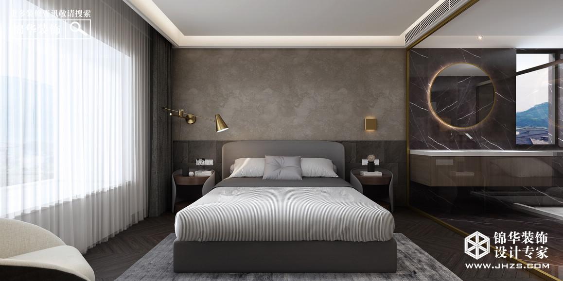 现代简约-万科金域国际-三室两厅-140平米装修-三室两厅-现代简约