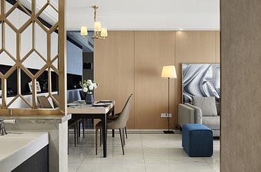 现代简约-正荣润锦城-两室一厅-89平米