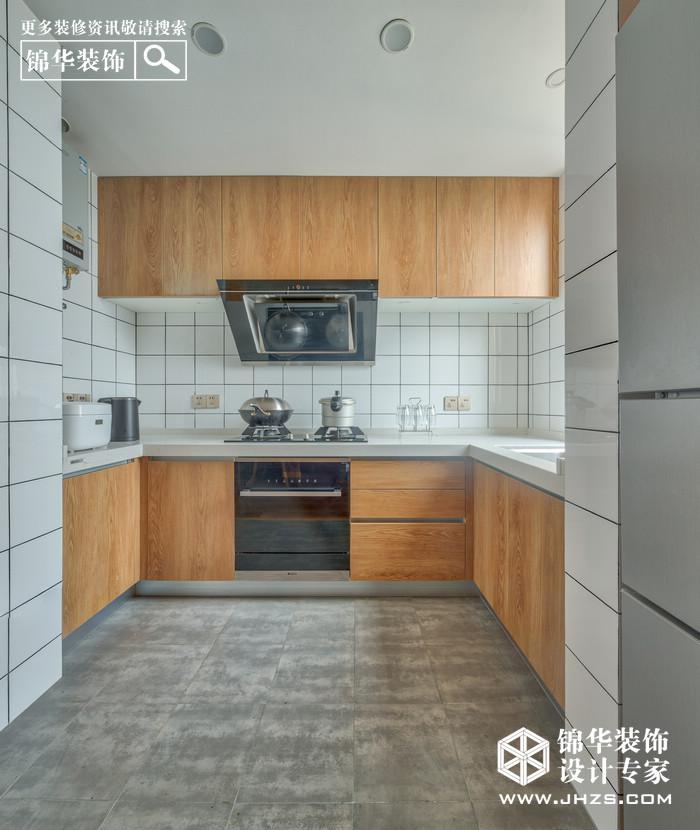 日式-金陵湾-两室两厅-90平米装修-两室两厅-日式
