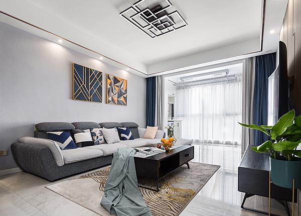 現代簡約-青秀城-三室兩廳-127平米