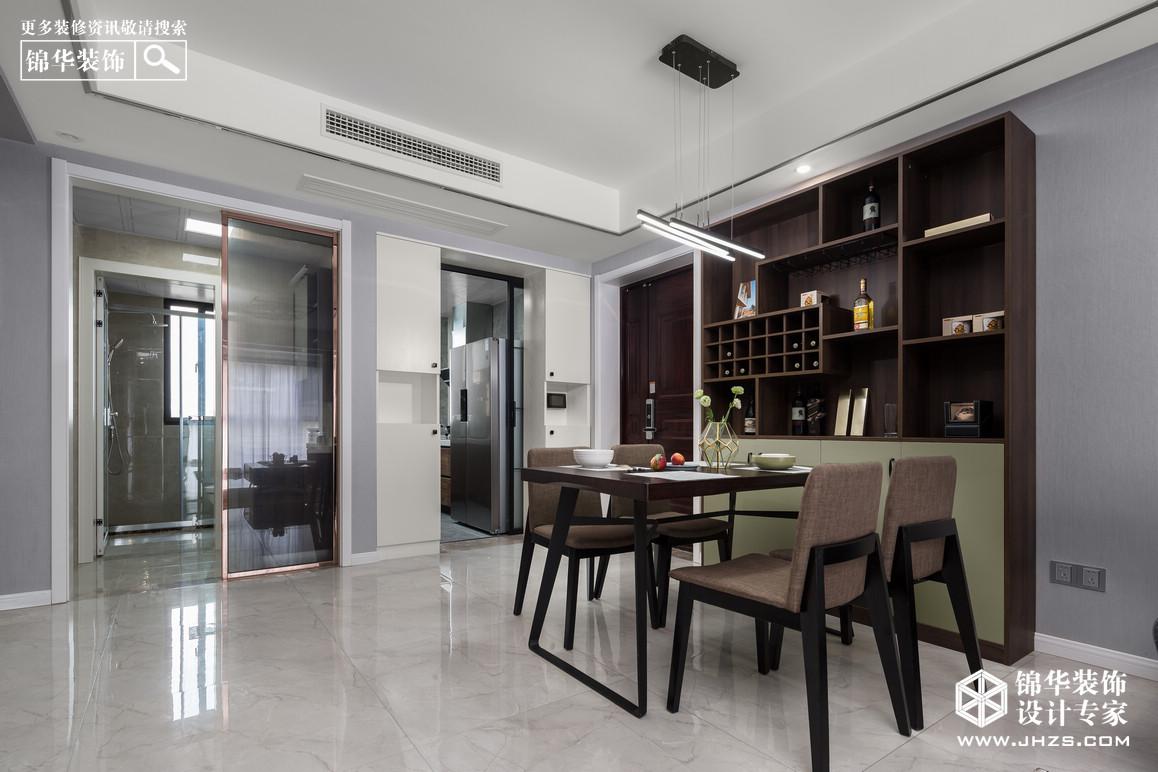 新青年的室内时光-青秀城装修-三室两厅-现代简约