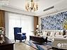 欧式沙发背景墙装修方式?沙发背景墙装饰材料有哪些?