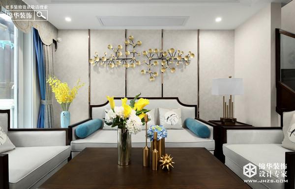 2018南京客厅装修设计趋势,回归家人交流功能