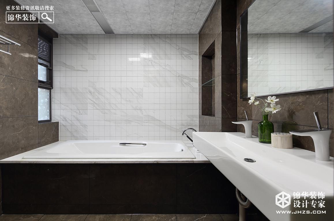 现代简约-保利香槟国际-三室两厅-140平米装修-三室两厅-现代简约