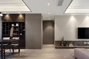 现代简约-保利香槟国际-三室两厅-140平米
