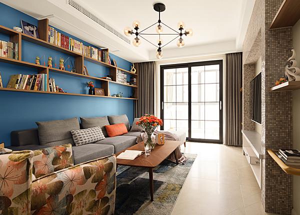 北歐-北江錦城-兩室兩廳-90平米