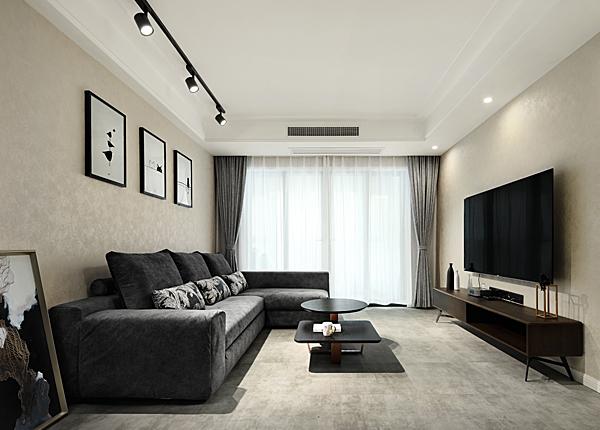 现代简约-雅居乐滨江国际-四室两厅-137平米