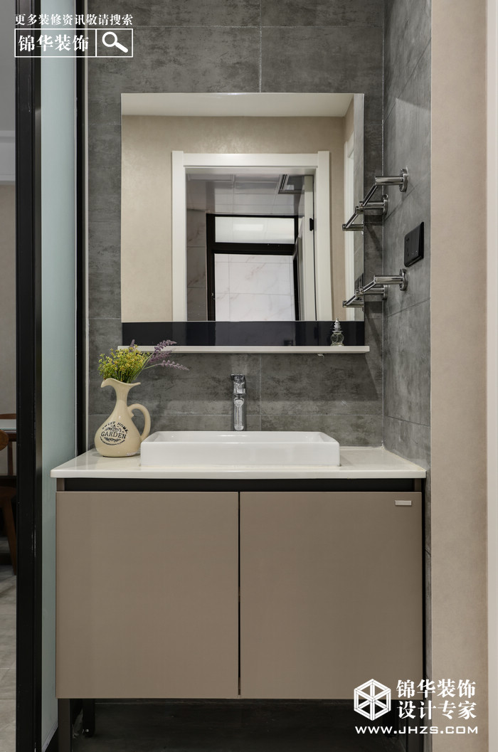 現代簡約-雅居樂濱江國際-四室兩廳-137平米裝修-四室兩廳-現代簡約