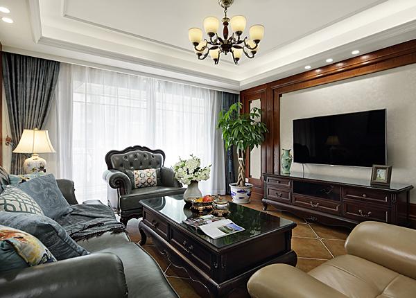 混搭-市政天元城-三室两厅-118平米