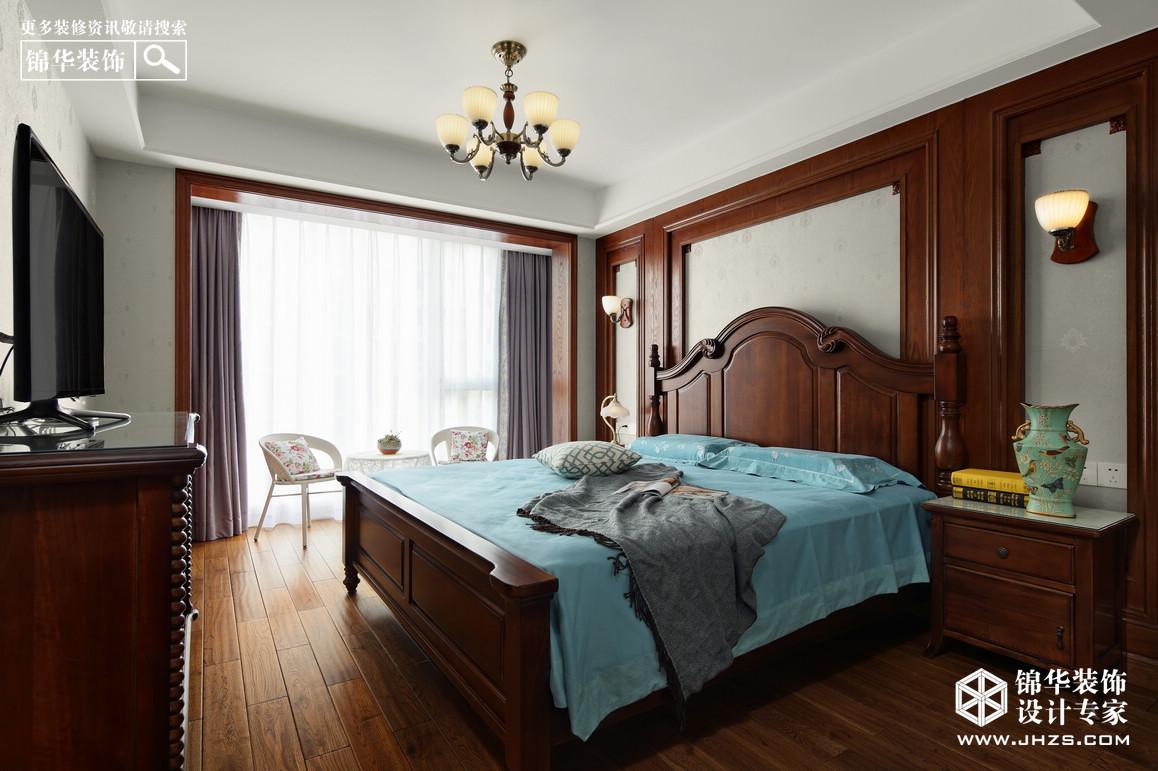 岁月安好-市政天元城装修-三室两厅-简美