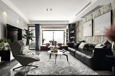 混搭-中海塞納麗舍-三室兩廳-137平米