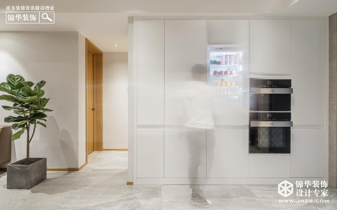 生活有你,何必喧嚣-复地新都国际装修-三室两厅-现代简约
