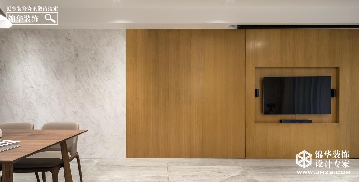 生活有你,何必喧囂-復地新都國際裝修-三室兩廳-現代簡約