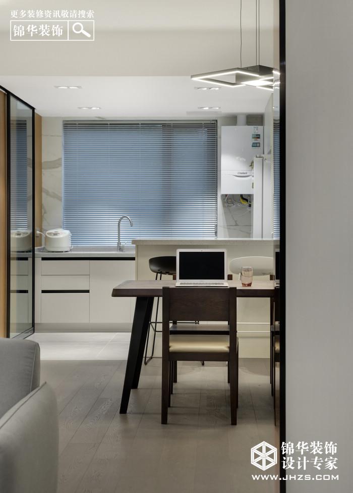 现代简约-王府国际花园-四室两厅-150平米装修-四室两厅-现代简约