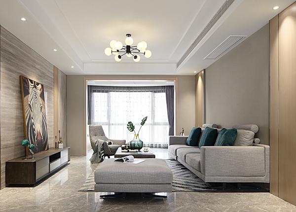 现代简约-雅居乐滨江国际-四室两厅-178平米