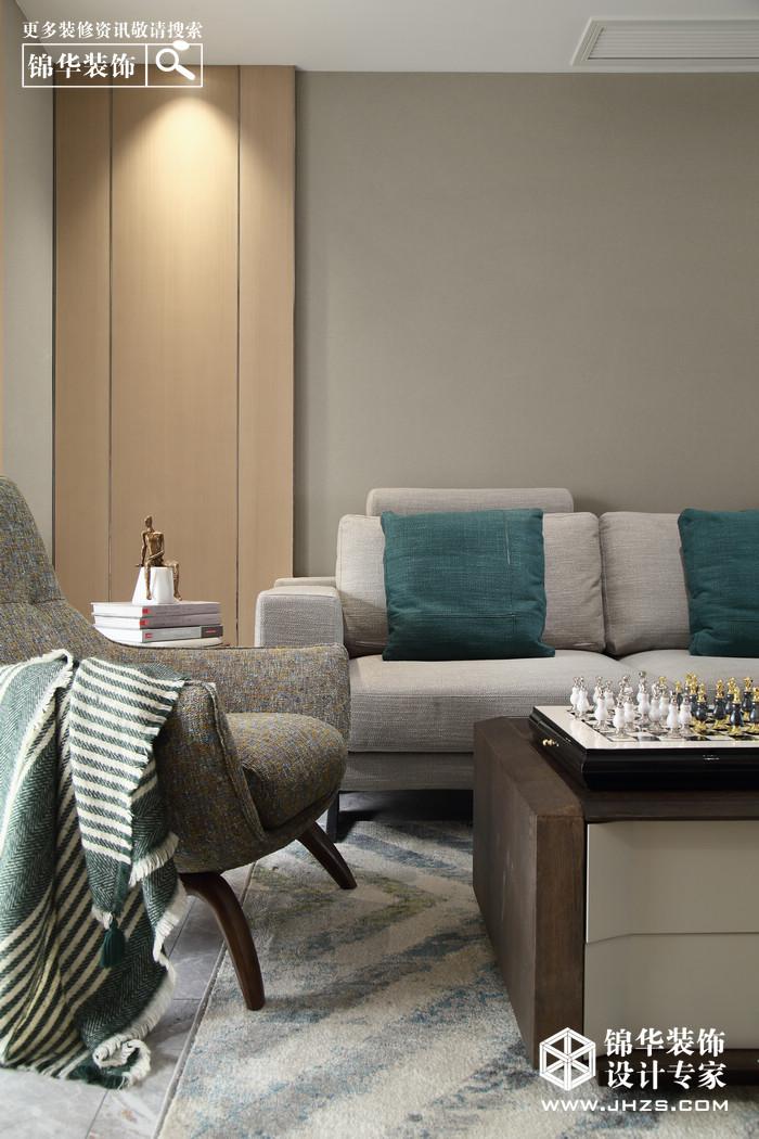 听·简约在低语-雅居乐滨江国际装修-四室两厅-现代简约