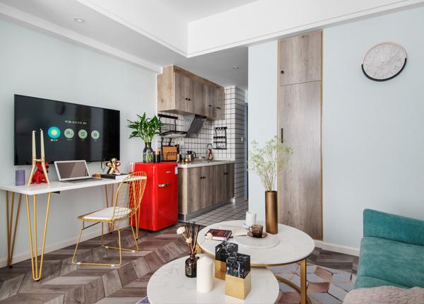 单身文青的小屋-百家湖国际公寓