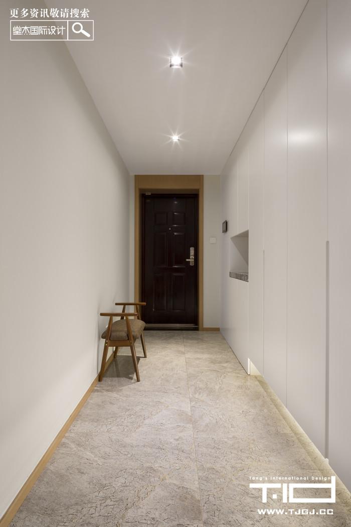 悠居-雅居乐滨江国际装修-四室两厅-现代简约