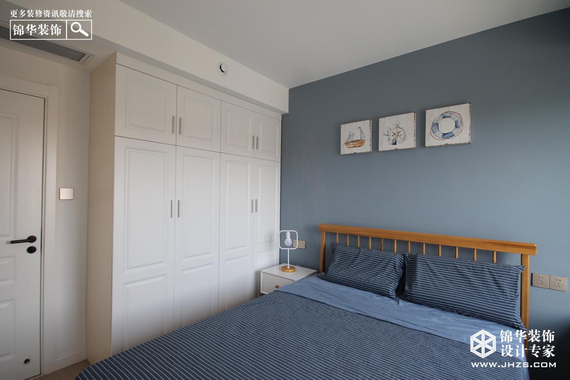 世茂荣里装修-两室一厅-北欧