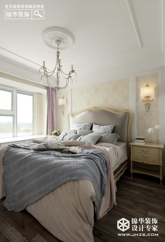 北歐-保利西江月-三室兩廳-90平米裝修-三室兩廳-北歐