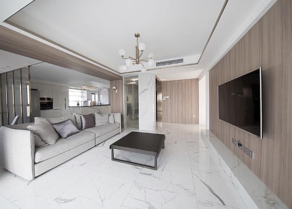 現代簡約-武夷名仕園-兩室兩廳-124平米