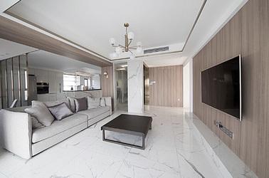 现代简约-武夷名仕园-两室两厅-124平米