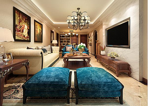 混搭-弘阳上院-三室两厅-135平米