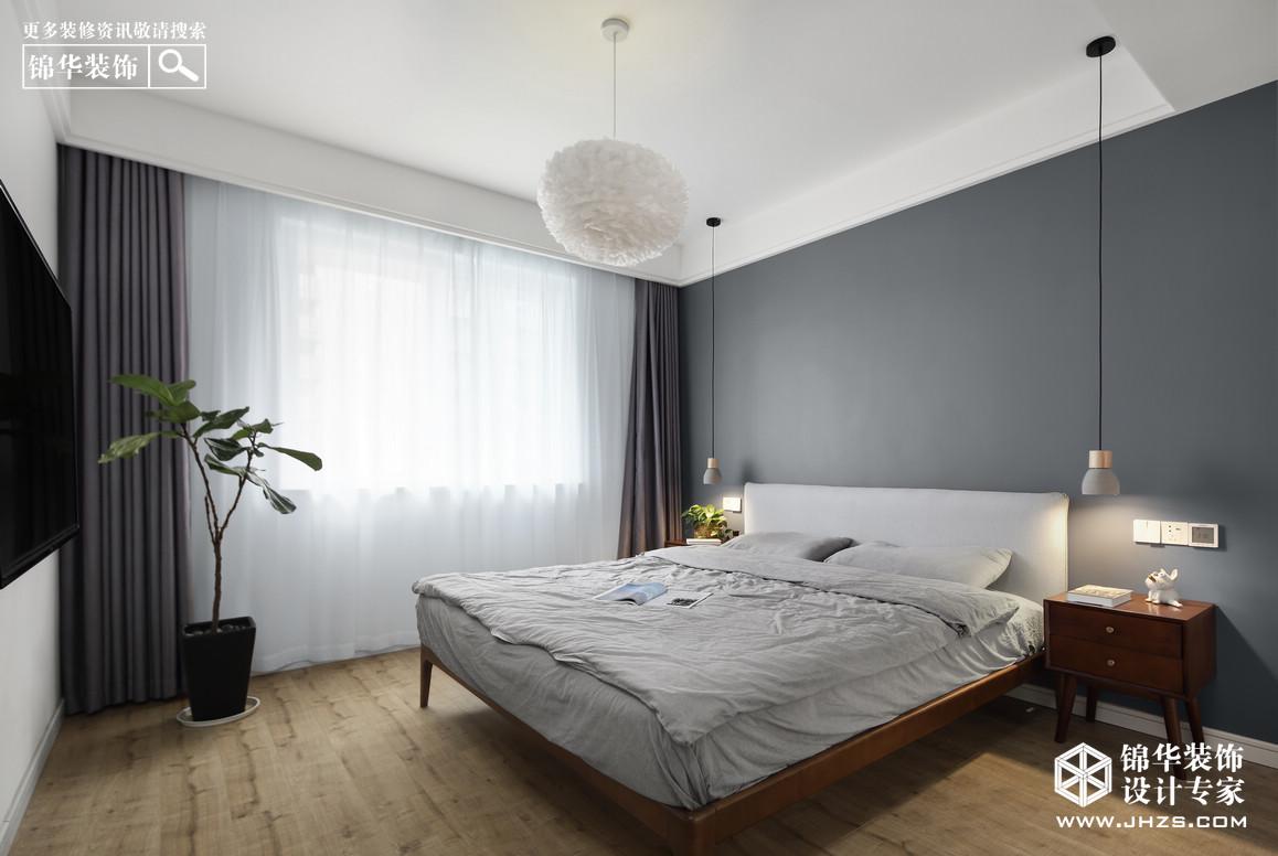 北欧-新城香悦澜山-三室两厅-130平米装修-三室两厅-北欧