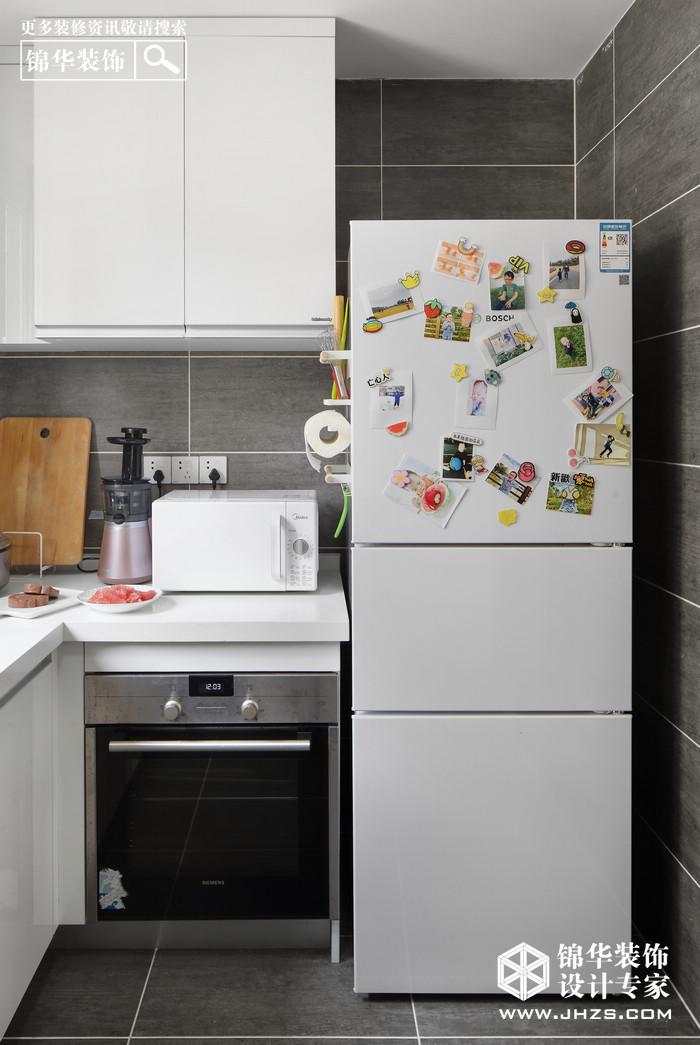 清甜焙香-新城香悦澜山装修-三室两厅-北欧