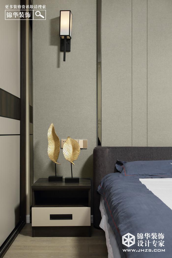 现代简约-旭日上城-三室两厅-107平米装修-三室两厅-现代简约
