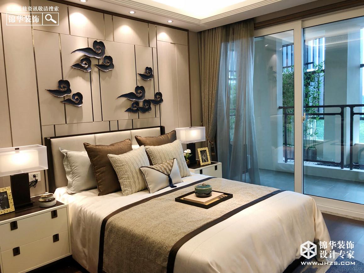 现代简约-世茂荣里-三室两厅-110平米装修-三室两厅-现代简约