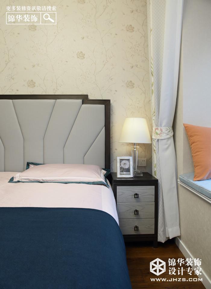 童话镇-世茂荣里装修-两室两厅-简美